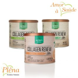 Collagen Renew Nutrify 300g – Nutrify – Sem Açúcar Sem Glúten