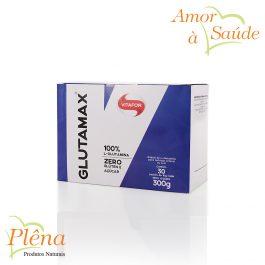 Glutamax 100% L-Glutamina – 30 sachês de 10g – Vitafor