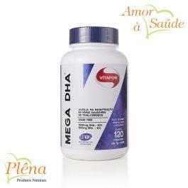 Mega DHA – 120 Cápsulas – Vitafor