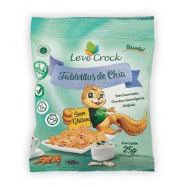 Tabletitos de Chia – 25g – Leve Crock