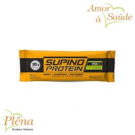 Supino Protein Baunilha com Crispies – 46g – Banana Brasil – Sem Glúten