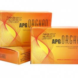 Organoterápico APG – Arteriotrófica Potencializada – 30 Cápsulas