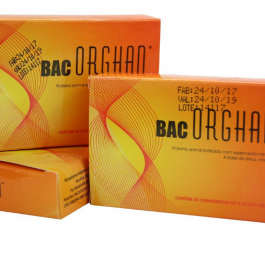 Organoterápico BAC – Baço – 30 Cápsulas