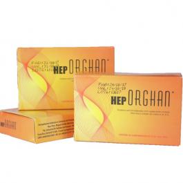 Organoterápico HEP – Hepatotrófica – 30 Cápsulas