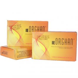 Organoterápico IE – Imunoestimulante  – 30 Cápsulas