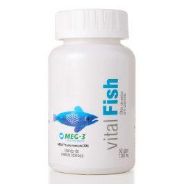 ÔMEGA 3 – ÓLEO DE PEIXE Vital Fish 60 cápsulas – Vital Atman