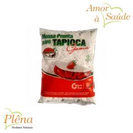 Massa Pronta para Tapioca – 500g – Fecularia Pantanal – Sem Glúten – Sem Açúcar