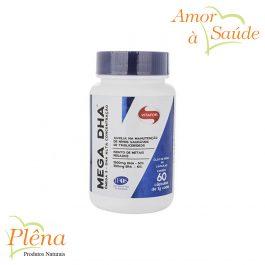 Mega DHA – 60 Cápsulas – Vitafor