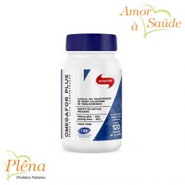 Omegafor Plus – 120 Cápsulas – Vitafor