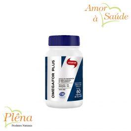 Omegafor Plus – 60 Cápsulas – Vitafor