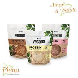 Shake de Proteína Vegana – 360g – Hart's Natural – Sem Glúten
