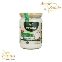 Óleo de Coco – 500ml – Copra – Sem Glúten