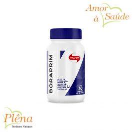 Boraprim (Óleo de Borragem e Prímula) – 60 Cápsulas – Vitafor – Sem Glúten – Sem Lactose