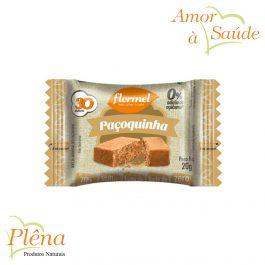 Paçoquinha – 20g – Flormel – Sem Açúcar – Sem Glúten