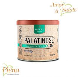 Palatinose – 300g – Nutrify – Sem Glúten – Sem Lactose