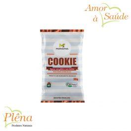 Cookie Orgânico Cacau e Canela – 36g – Monama – Vegano – Sem Glúten – Sem Lactose