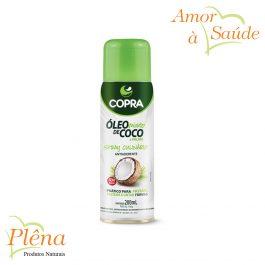 Óleo Misto de Coco e Palma Spray Culinário – 200ml – Copra