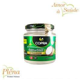 Óleo de Coco Extra Virgem – 200ml – Copra