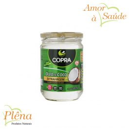 Óleo de Coco Extra Virgem – 500ml – Copra