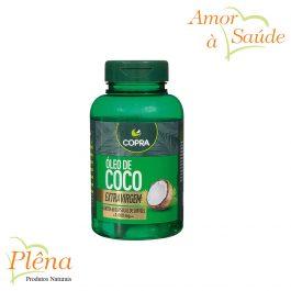 Óleo de Coco Extra Virgem em Cápsulas – 60 Caps – Copra