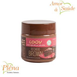 Creme de Chocolate Loov Recheio Brown
