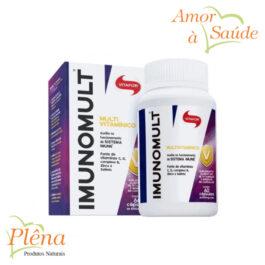 Imunomult Multi Vitamínico 60cps 1000mg – Vitafor
