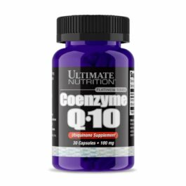 Coenzyme Q10 Ultimate Nutrition 30cps 100mg